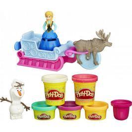 Play-Doh Frozen dobrodružství na saních