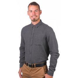 GLOBE pánská košile Barkly L šedá