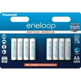 Panasonic AA 8ks 1900 mAh ENELOOP (BK-3MCCE/8BE)
