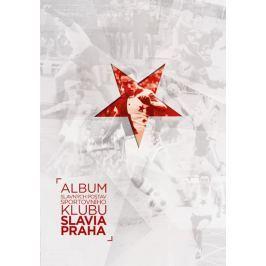 Zápotocký Vladimír: Album slavných postav sportovního klubu Slavia Praha