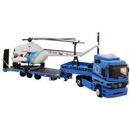 Monti Systém Stavebnice 58 Actros L-MB Helitransport