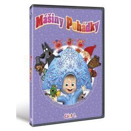 Mášiny pohádky 1.   - DVD