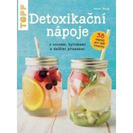 Iburg Anne: TOPP Detoxikační nápoje s ovocem, bylinkami a dalšími přísadami
