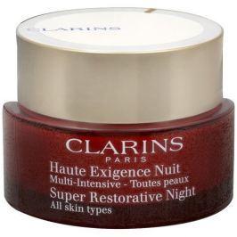 Clarins Zpevňující noční péče pro všechny typy pleti Super Restorative Night 50 ml