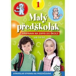 Malý předškolák 1 - Příprava na zápis do školy