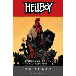 Mignola Mike: Hellboy 3 - Spoutaná rakev a další příběhy