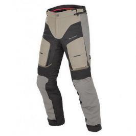 Dainese pánské kalhoty D-EXPLORER GORE-TEX vel.50 písková/černá/šedá, textilní