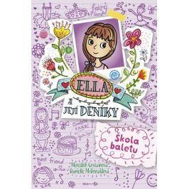 Costainová Meredith: Ella a její deníky 2 - Škola baletu