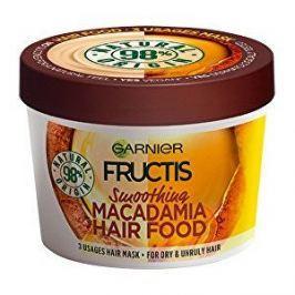 Garnier Vyhlazující maska na nepoddajné vlasy Fructis (Macadamia Hair Food) 390 ml