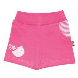 2be3 dívčí kraťasy Cute 68 růžová