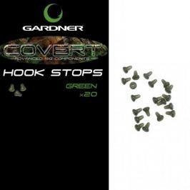 Gardner Zarážka Zvonová Covert Hook Stops Zelená