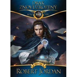 Jordan Robert: Kolo času 3 - Drak Znovuzrozený