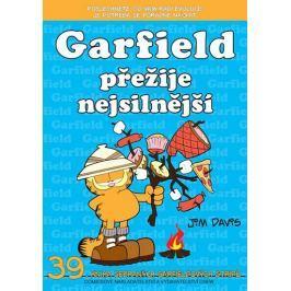Davis Jim: Garfield přežije nejsilnější (č.39)