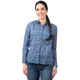 Pepe Jeans dámská bavlněná košile Hope S modrá