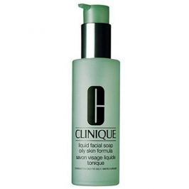 Clinique Tekuté čisticí mýdlo na obličej pro smíšenou až mastnou pleť (Liquid Facial Soap Oily Skin) 200 ml
