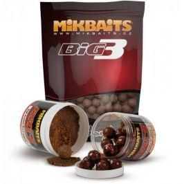 Mikbaits Boilie Legends BigB Broskev Black Pepper 1 kg, 24 mm