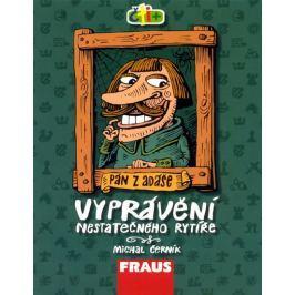 Černík Michal: Vyprávění nestatečného rytíře (edice čti +)