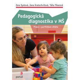 Syslová Zora: Pedagogická diagnostika v MŠ - Práce s portfoliem dítěte