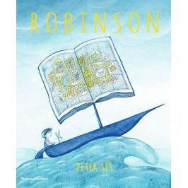 Sís Petr: Robinson (anglicky)