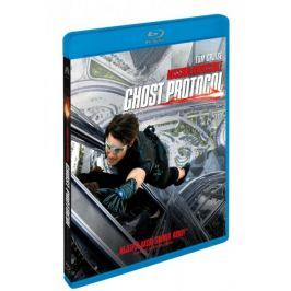 Mission: Impossible Ghost Protocol     - Blu-ray