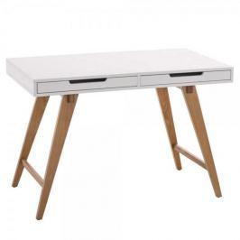 BHM Germany Pracovní stůl se zásuvkami Hunt, 110 cm