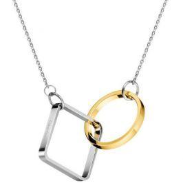 Calvin Klein Bicolor náhrdelník Wonder KJ4VJN200100