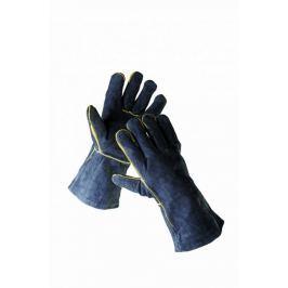 Červa SANDPIPER BLACK rukavice celokožené 11