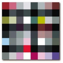 Obraz Fifty50 Random, 50x50 cm