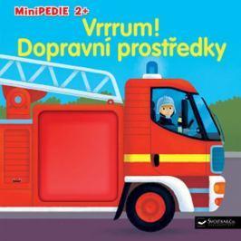 Caillou Pierre: Minipedie 2+ Vrrum! Dopravní prostředky