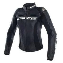Dainese bunda dámská RACING 3 LADY vel.38 černá, kůže