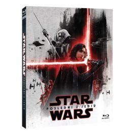 Star Wars: Poslední z Jediů (2BD: 2D+bonusový disk) - Limitovaná edice První řád   - Blu-ray