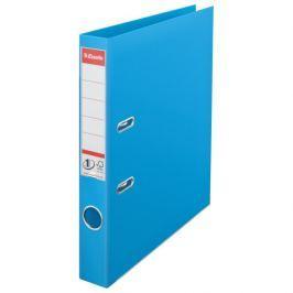 Pořadač pákový polypropylen Esselte No.1 POWER A4 5 cm světle modrý