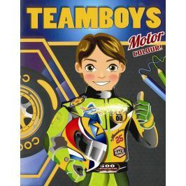TEAMBOYS Motor Colour!