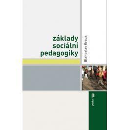 Kraus Blahoslav: Základy sociální pedagogiky