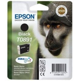 Epson T0891, černá (C13T08914010)