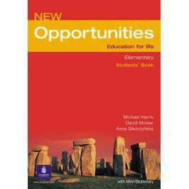 Harris Michael: New Opportunities Global Elementary Students´ Book NE