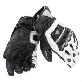 Dainese rukavice 4 STROKE EVO vel.XL bílá/černá (pár)