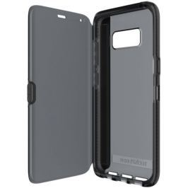 Tech21 Flip-kryt Evo Wallet (Samsung Galaxy S8), černá