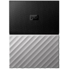 WD My Passport Ultra Metal 2TB, černá/šedá (WDBFKT0020BGY-WESN)