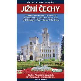 Mikysková Pavla, David Petr, David Petr: Jižní Čechy - Česko všemi smysly + vstupenky