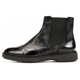 Geox dámská kotníčková obuv Prestyn 36 černá