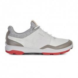 Ecco Biom Hybrid 3 Gore-Tex Golf Shoes béžová 40