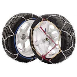 JOPE Sněhové řetězy E9/50, křížový vzor, 1 pár, pro osobní vozidla