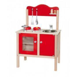 Lamps Dřevěná kuchyňka - červená