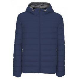 Geox pánská bunda 52 modrá