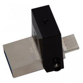 Kingston DataTraveler MicroDUO 3.0 16GB / USB 3.0 / MicroUSB OTG (DTDUO3/16GB)