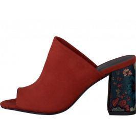 Tamaris dámské sandály Heiti 37 červená