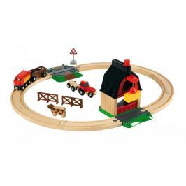 Brio WORLD 33719 Farma železnice, sada