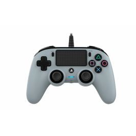 Nacon Wired Compact Controller / PS4 (ps4hwnaconwccgrey)