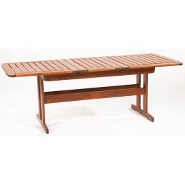 RIWALL Skeppsvik - rozkladatelný zahradní stůl z borovice